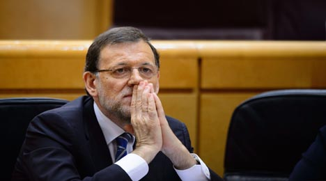 Majority think Rajoy 'is not telling the truth'