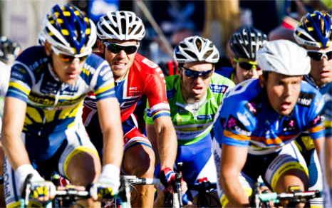 Norwegian cyclist wins Arctic Race