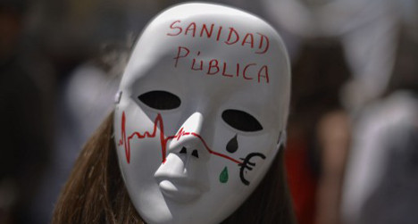 Madrid shuns private healthcare takeover