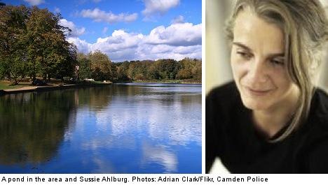 Swedish photographer dead in London pond