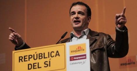 Catalan nationalists back Gibraltar against Spain