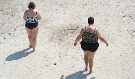 A quarter of Germany is obese: experts