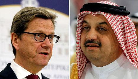 Germany and Qatar condemn Egypt violence