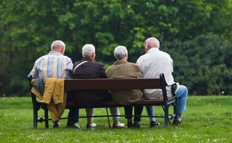 Germans say 'nein danke' to retiring at 67