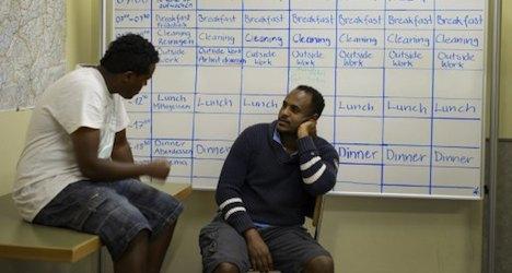 Cantons seek DNA tests for asylum seekers
