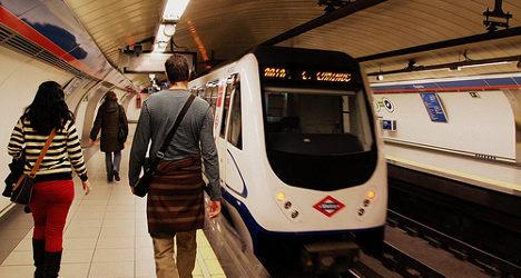US tourist loses $2m cheque on Madrid Metro