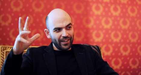 Saviano remembers journalist slain by mafia