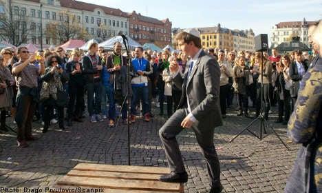 Integration Minister in Rosengård move