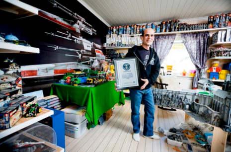 Norwegian sets Star Wars Lego record