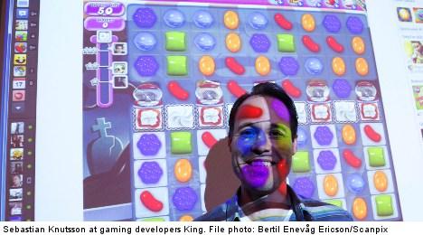 Swedish games giant in $5 billion float: Report