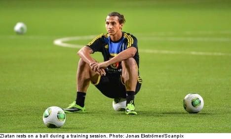 'Prima donna' Zlatan in new spat over ex-coach