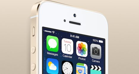 Apple loses Swiss smartphone users: study