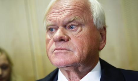 Oil tanker tycoon Fredriksen tops rich list