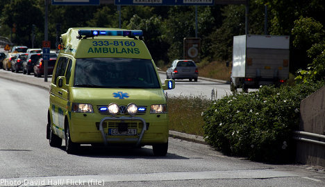 Elderly woman leaps to death after care 'refusal'