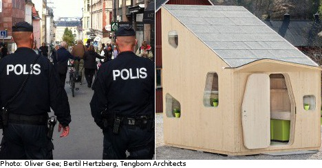 The week's news from Sweden in ten pictures