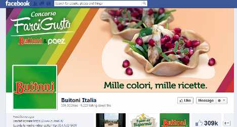 Barilla pasta rival says it welcomes gays