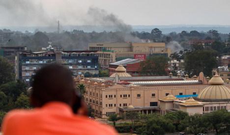 Israel: German Islamists helped in Kenya attack