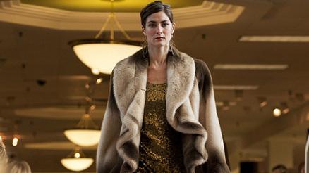 Italians spend less on fur coats amid retail slump