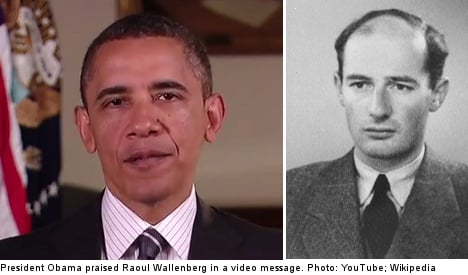 'It is time for the world to learn of Wallenberg fate'