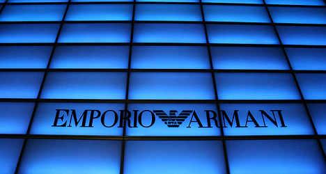 Armani and Ferre close Milan Fashion Week