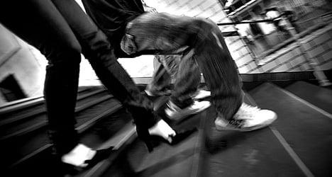 Man jailed for fatal push at Paris Metro station