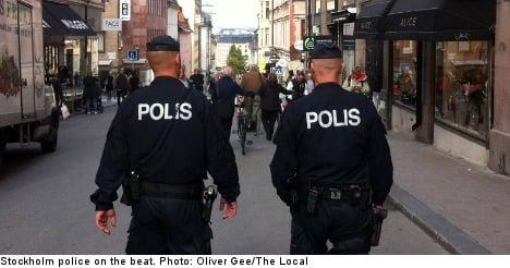 Stockholm city kept Roma registry until 1996