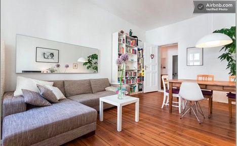 Merkel's East Berlin flat – rent for €55 a night