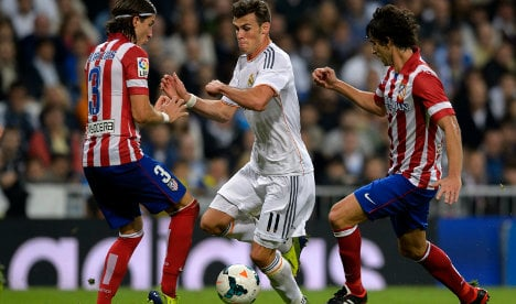 Bale home debut ends in Atletico defeat