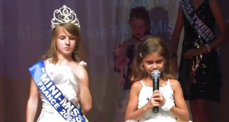 'Child beauty contests can help girls in later life'