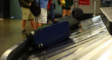 Baby dies in horror baggage belt mishap