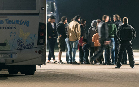 75 Syrian refugees disappear from shelter