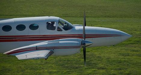 Four killed as private plane crashes near Lyon