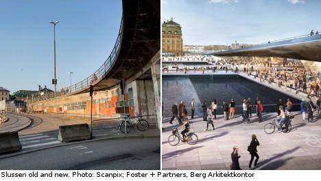 Court backs Stockholm Slussen project