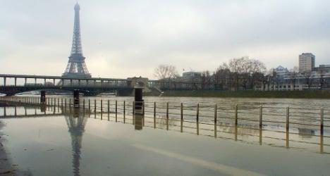 Paris is 'unprepared' for 'flood of the century'