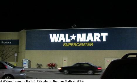Swedish pensions dump 'union-busting' Walmart