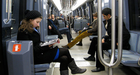 Paris Metro to be brought up to speed with 4G