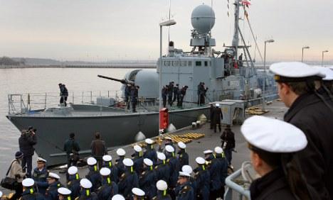 Sailor: Navy 'mongs' mutiny was all a joke