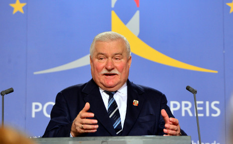 Ex-President calls for German-Polish state
