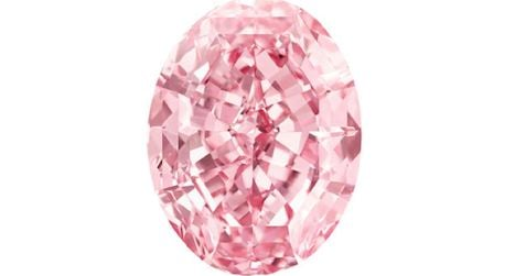 Sotheby's seeks record for 'Pink Star' diamond