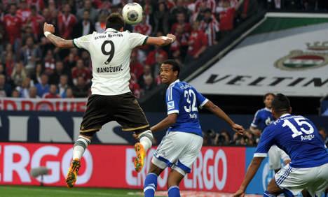 Bayern Munich close gap on rivals