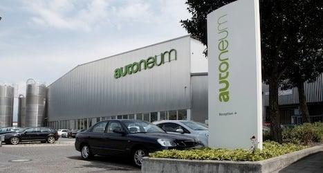 Swiss auto parts supplier faces German probe