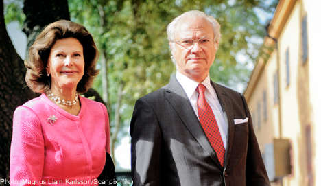 Swedish royals forced to 'show the money'