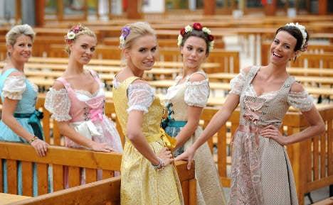 Germany prepares for Oktoberfest – in pics