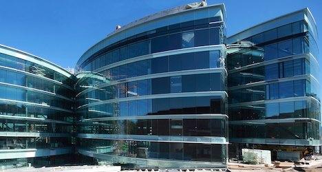 Annan opens Graduate Institute's new home