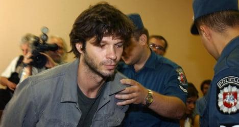 French rock star killer makes comeback gaffe
