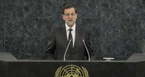 Madrid 'gag attempt' on US TV slammed by critics