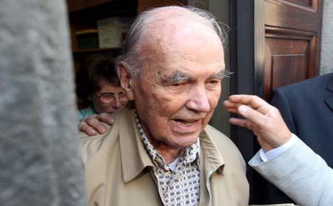 Argentina refuses Nazi criminal's remains