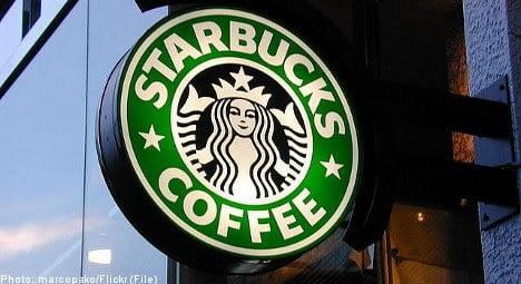 Starbucks set to open in central Stockholm