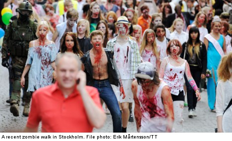 Swedish scientists flesh out 'zombie cure'