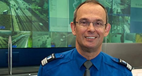 Police chief probed for 'violent cop video'